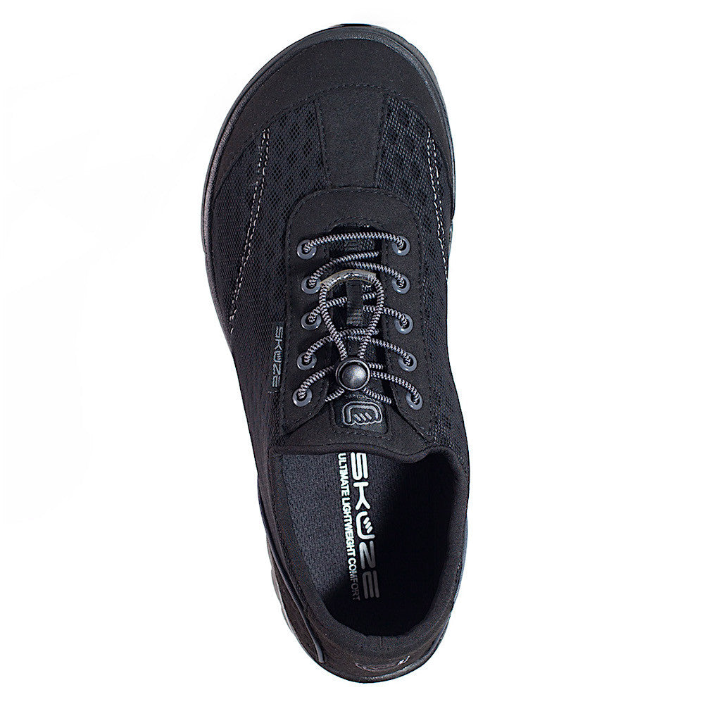 Skuze Shoes Miami - Black