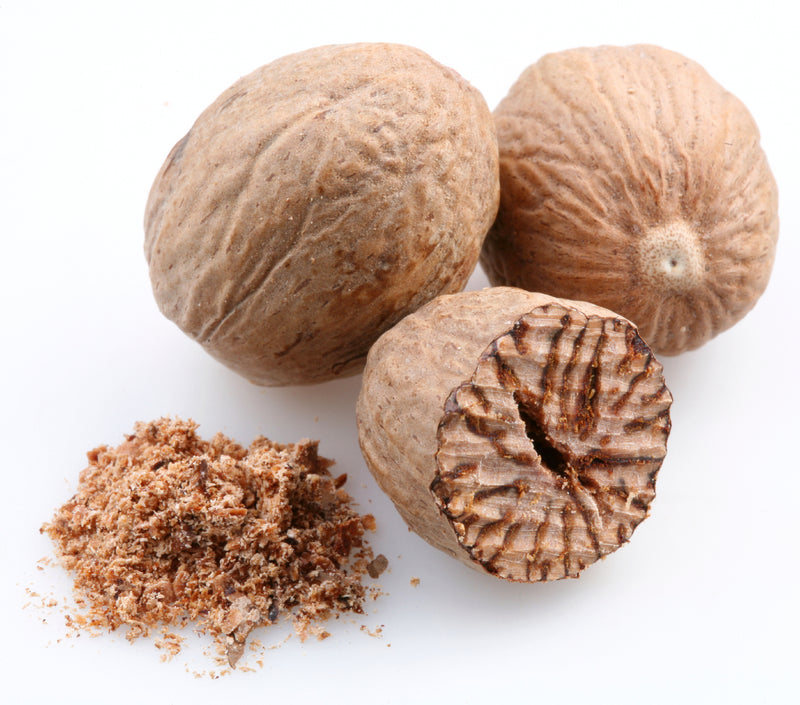 Nutmeg Organic Oil