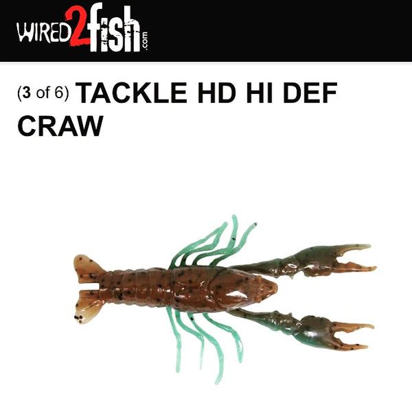 Wired2Fish names Hi-Def Craw one of their favorites for 2019