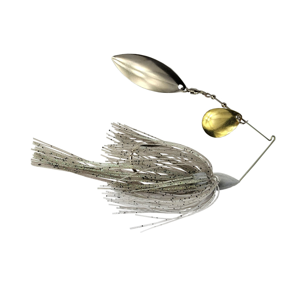Trophy Bass CS-II-CW Spinnerbait 3/8-Ounce - Mouse