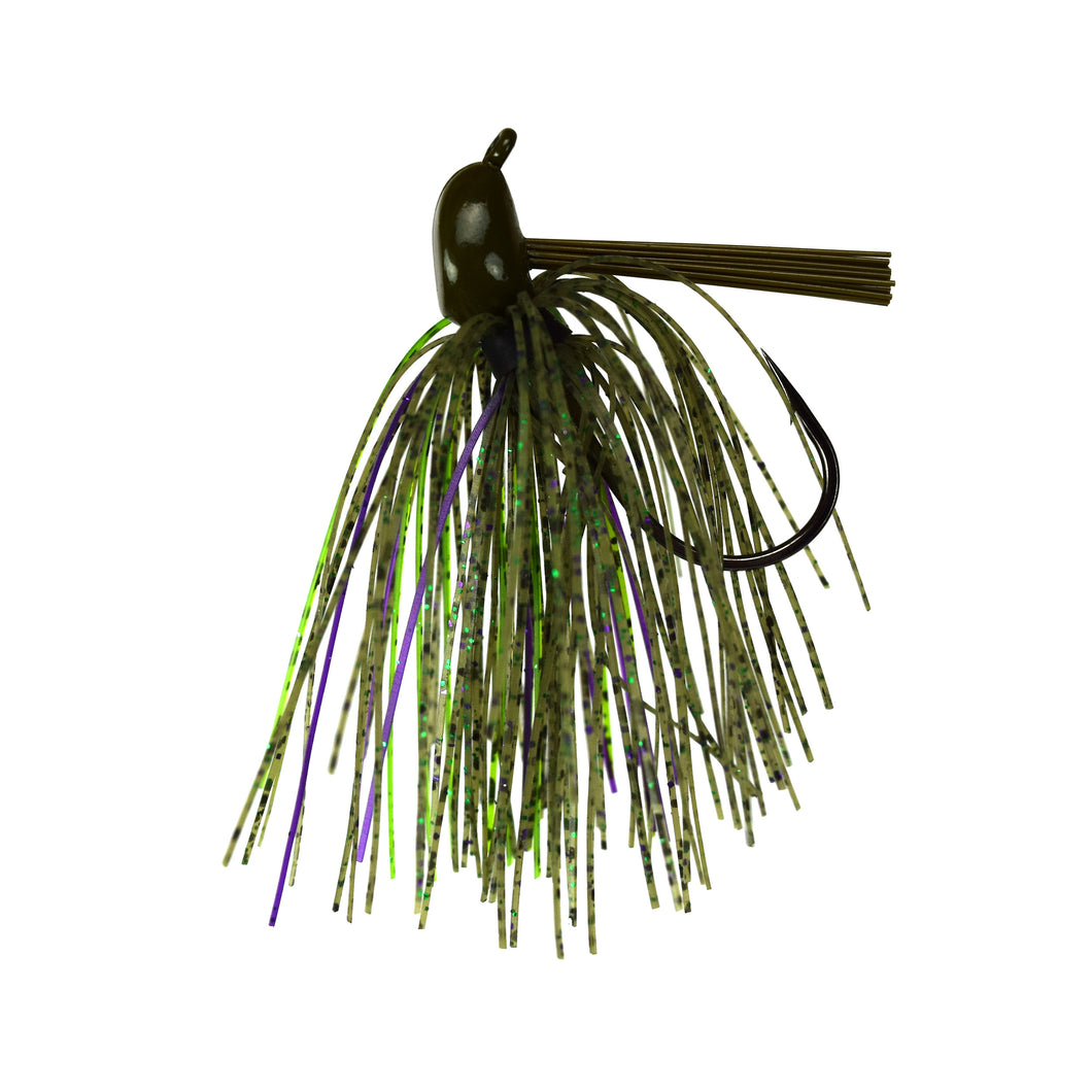 Trophy Bass Co Pro Jig 2-Pack 5/8-Ounce - Watermelon Candy