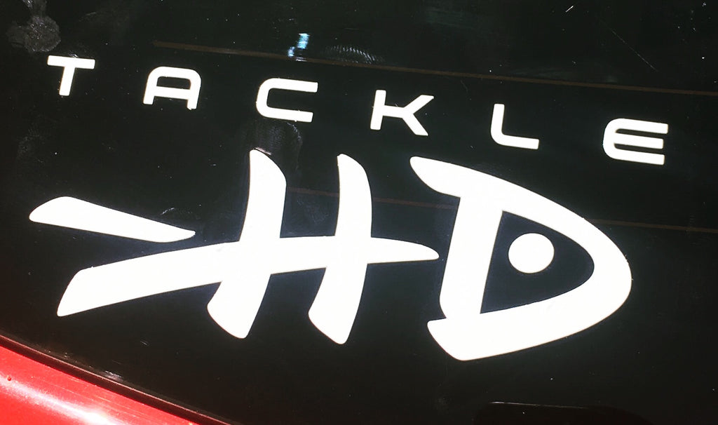 Tackle HD Decal