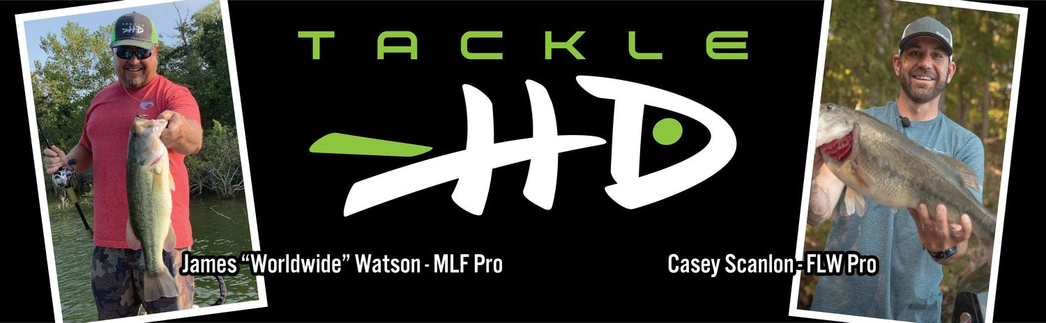 Tackle HD Hi-Def Craw