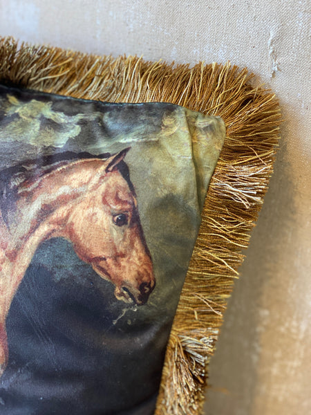 Le Cheval Pillow