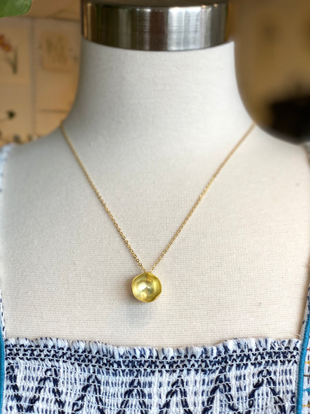 Dome Necklace
