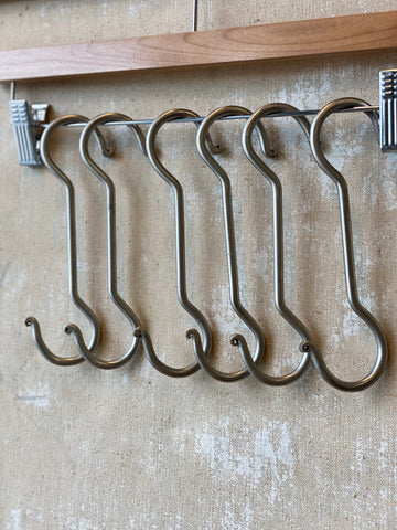 Forged Plant Hook