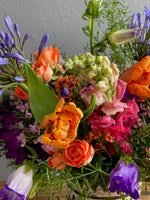 LARGE MEDALLION KEYCHAIN