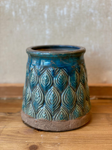 Feather Pot