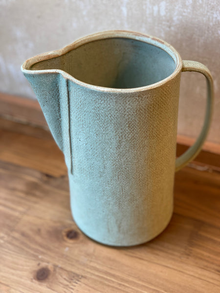 Celadon Pitcher