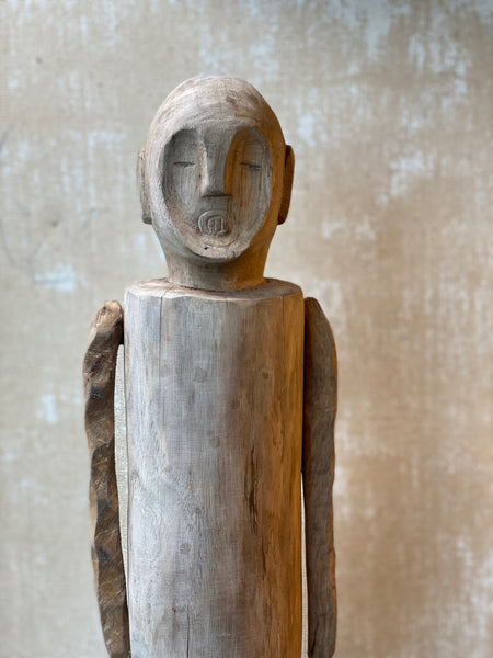 Mango Wood Figure