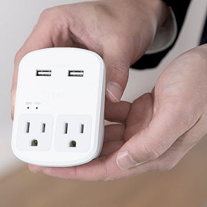 Travel Adapters Getting from Here to There Without a Global Standard