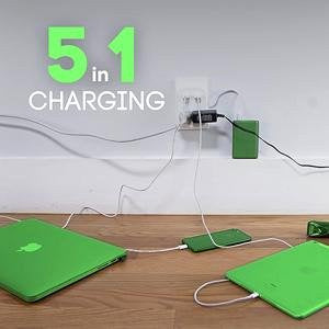 5 in 1 charging