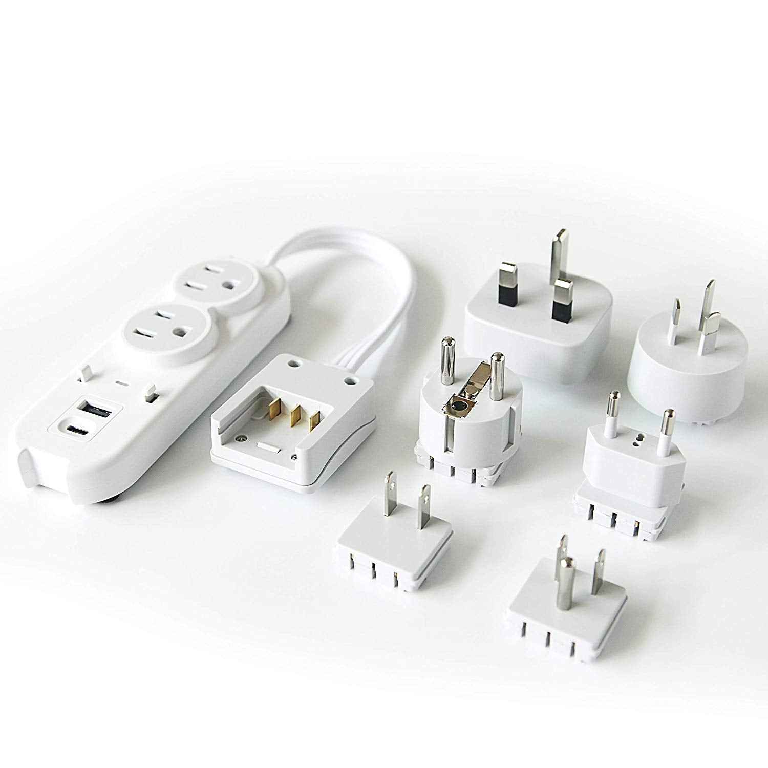 Ceptics All in One Adapter Set