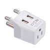 South Africa Travel Adapter - Type M - Dual USB (CTU-10L)