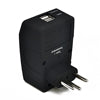 Switzerland Travel Adapter - Type J - 4 in 1 - 2 USB Ports (GP4-11A)