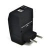 European Travel Adapter - Type C - 4 in 1 - 2 USB Ports (GP4-9C)