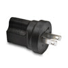 Japan, Philippines Travel Adapter - Type A - Industrial Grade (IG-6)