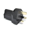 UK, England Travel Adapter - Type G - Industrial Grade (IG-7)