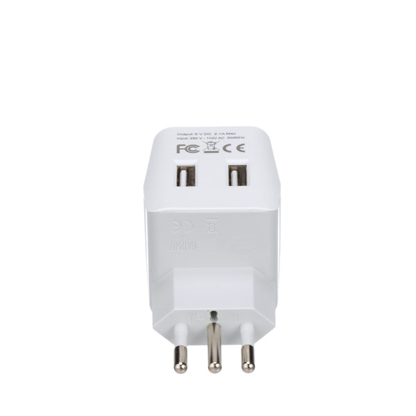Travel Plug Adapter for Italy
