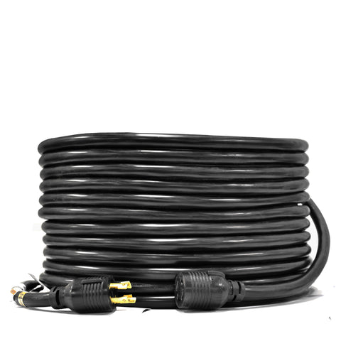 Ceptics L14-30 Generator Extension Power Cord (50 Foot, 30A, 10-AWG)