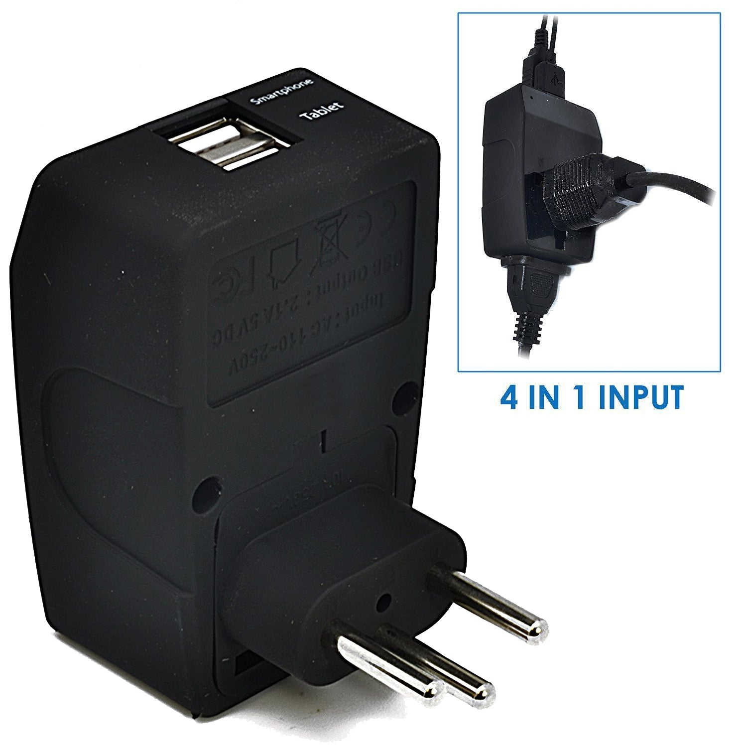 Swiss Suisse CH Adapter Plug Voyage Type J a EU Europe European Type C E F Prise Socket Adaptor pour Spain ES France FR Germany Portugal Denmark Greece Turkey Adaptateur Universel International 3 Pin
