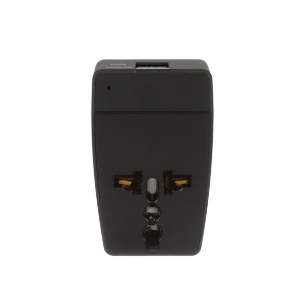 UK, England Travel Adapter - Type G - 4 in 1 - 2 USB Ports (GP4-7)
