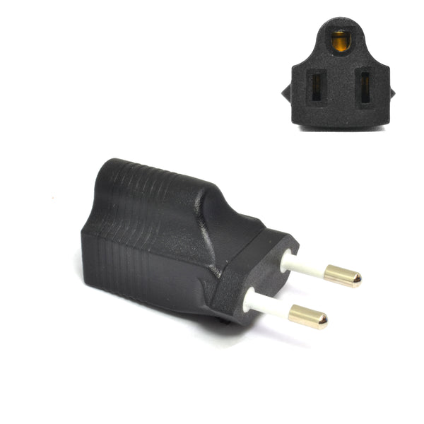 European Travel Adapter - Type C - Industrial Grade (IG-9C)