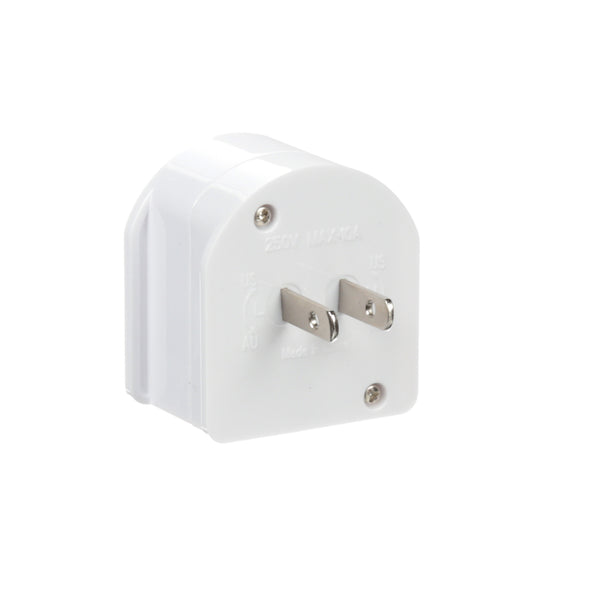 South Africa to USA/Australia - Type A, I - Travel Plug Adapter - Non-Grounded (SA-US-AU)