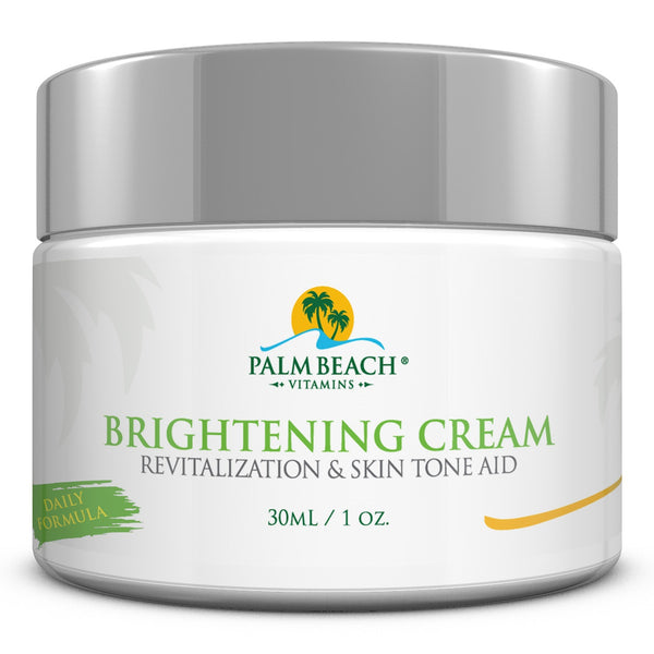 Brightening Cream for Revitalization and Improved Skin Tone