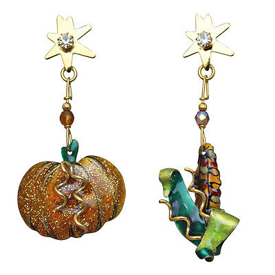 Harvest Snacks Dangle Post Earrings - Earrings For Women