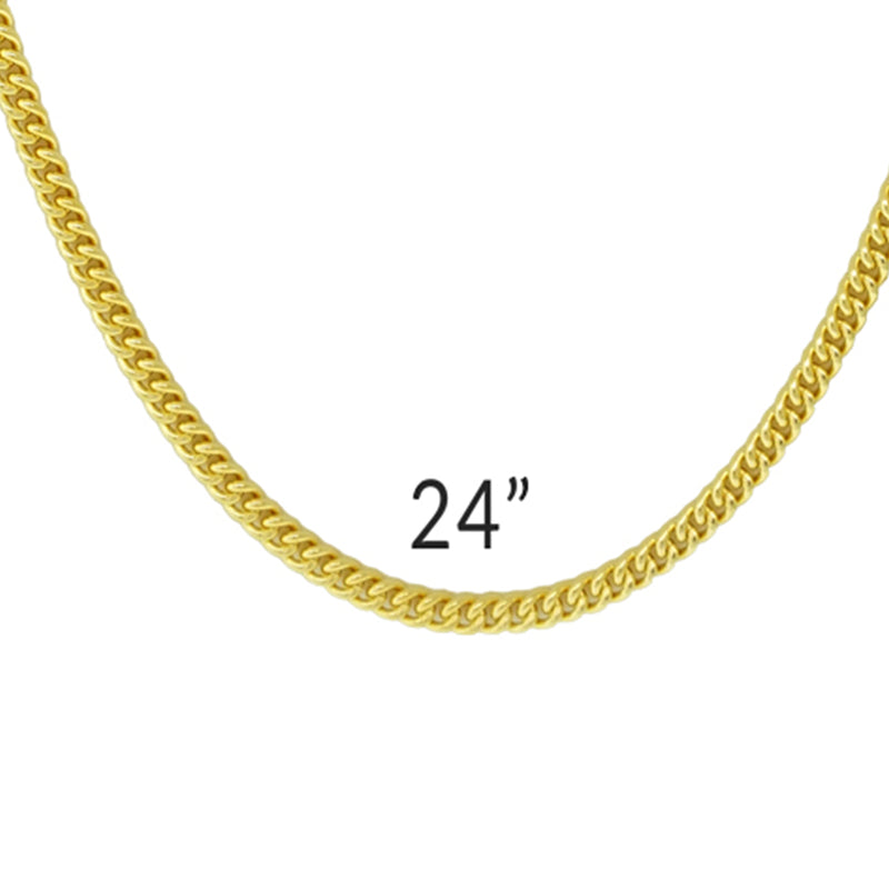 Assortment Necklace Chain For Enhancer Charms - 24""