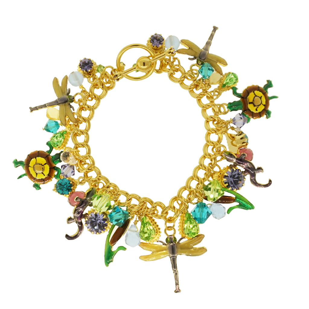 Swamp Song Toggle Bracelet - Lunch At The Ritz Bracelets