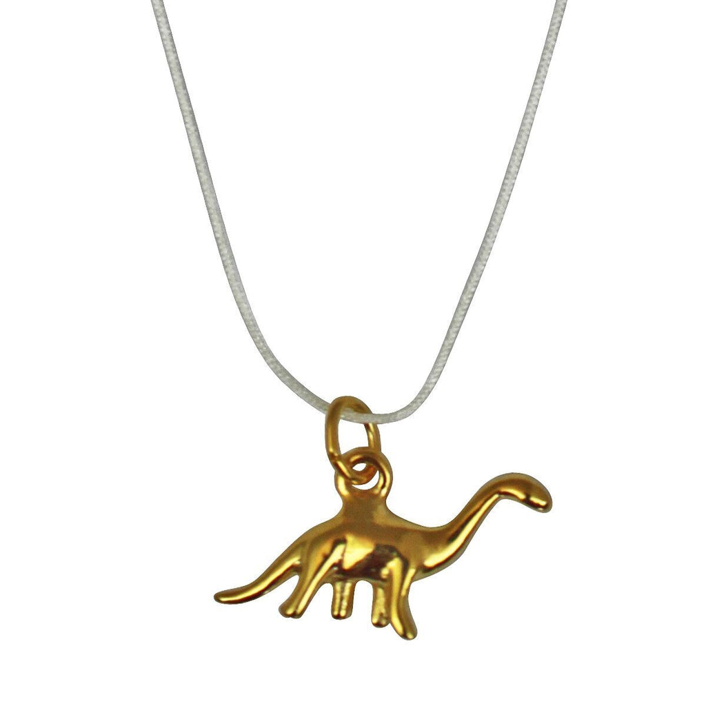 Dinosaur Charm Pendant Necklace - Necklace For Women