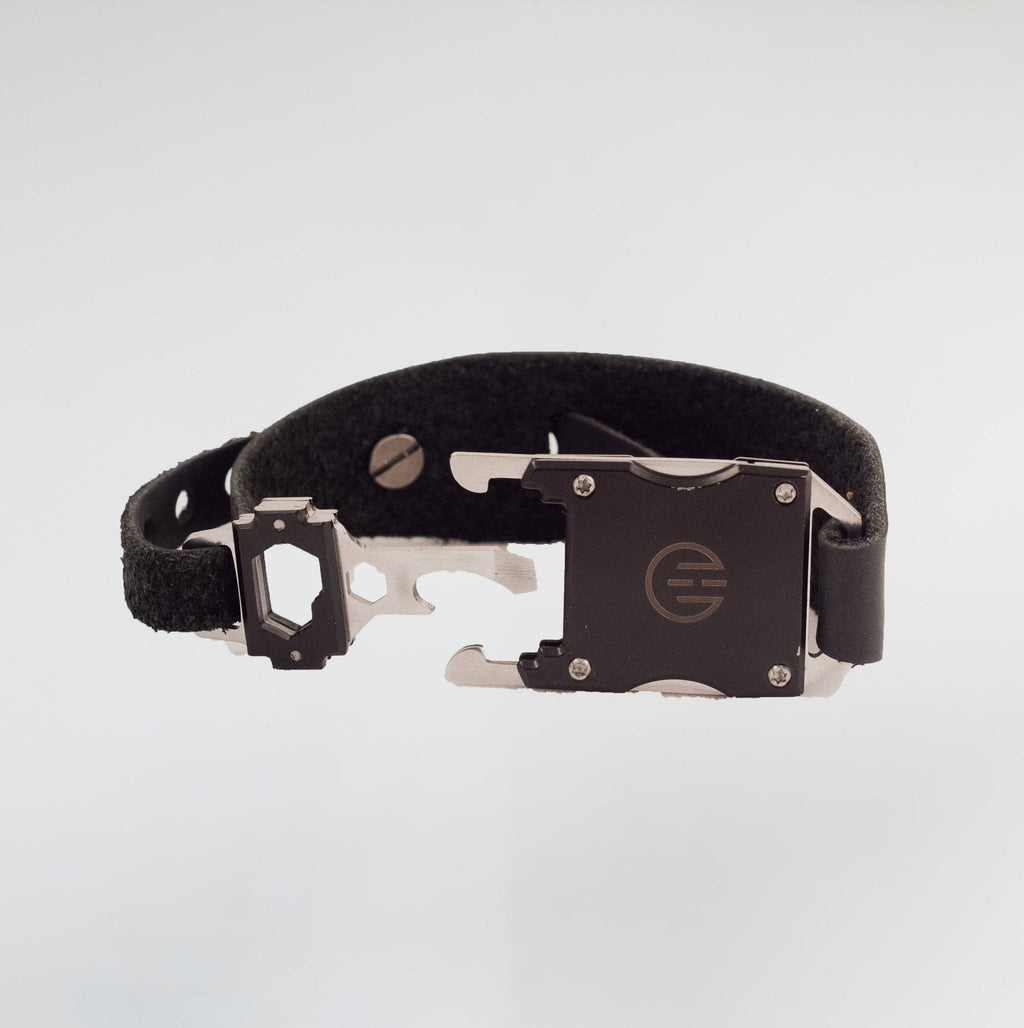 Finn Multi Tool Utility Bracelets - Bracelets For Men