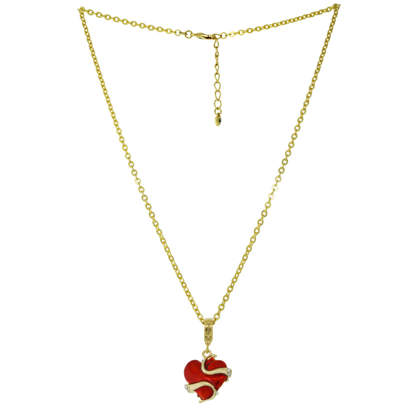 Love Heart Necklace Chain - Love Heart Bracelet