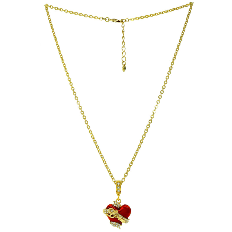 Love Heart Necklace Chain | Love Heart Bracelet