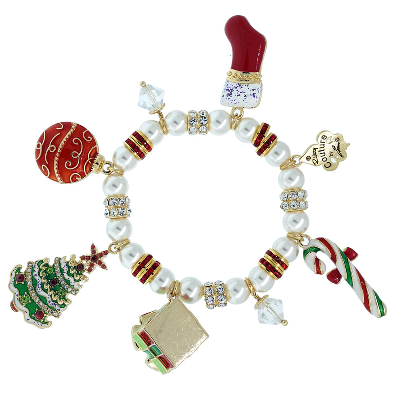 Christmas Cheer Charm Bracelets | Bracelets For Women