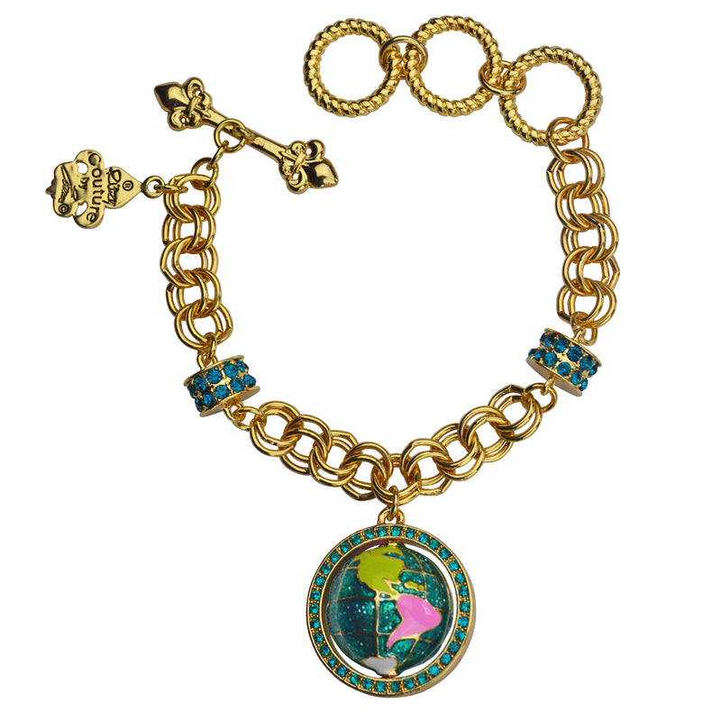 "Charm Bracelets ""World Around Us"" - Bracelet For Women"