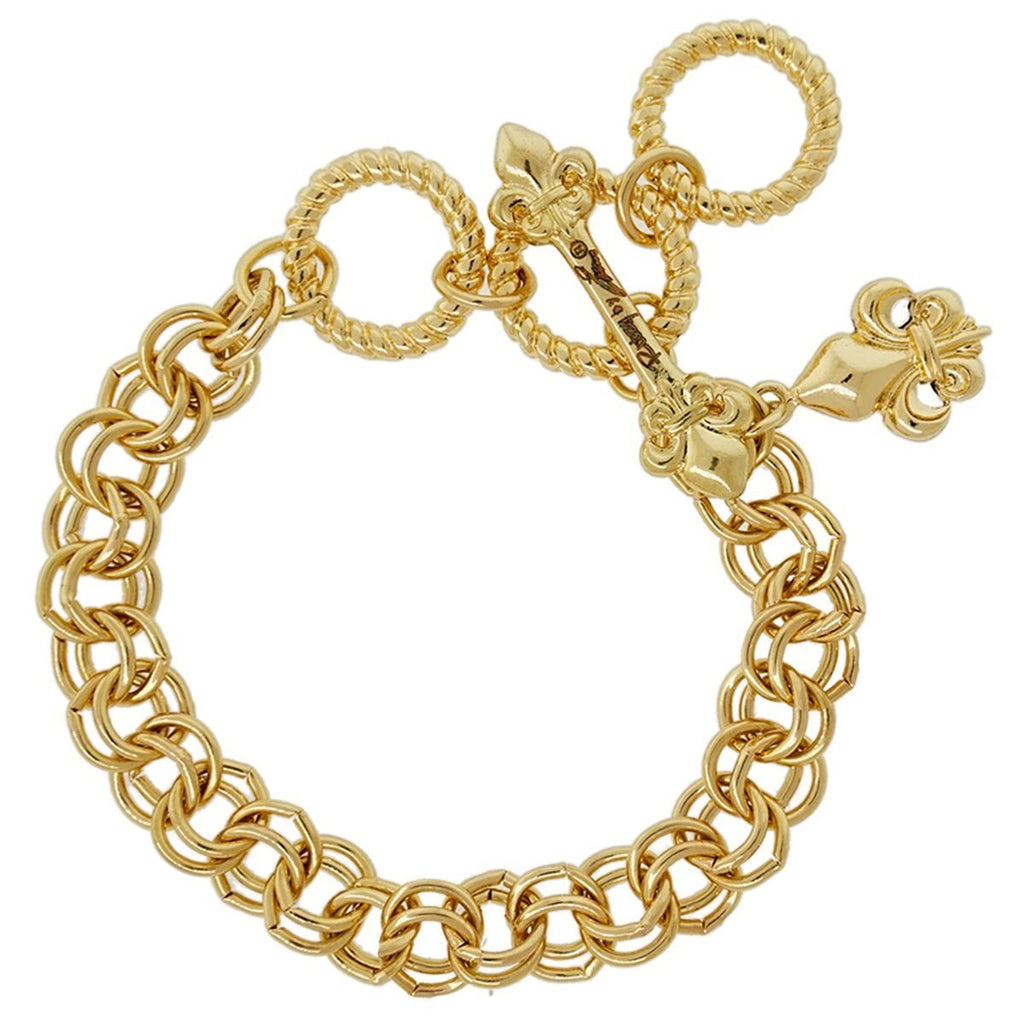 Chain Bracelet For Enhancer Charms | Charm Bracelets | Simple