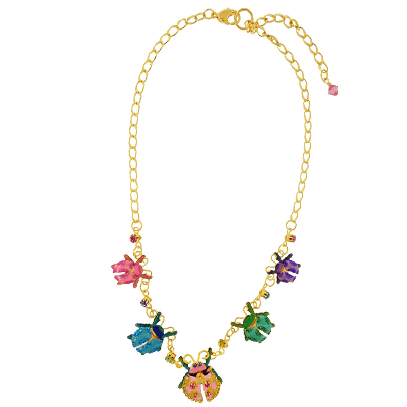 Beetle Necklace For Women | Lunch At The Ritz Necklaces
