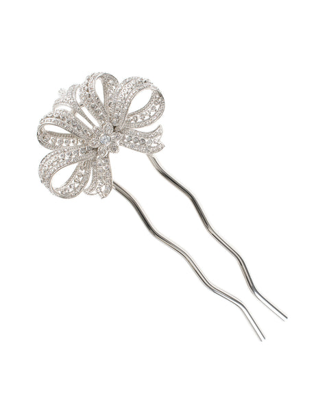 Victorian Bow Pin