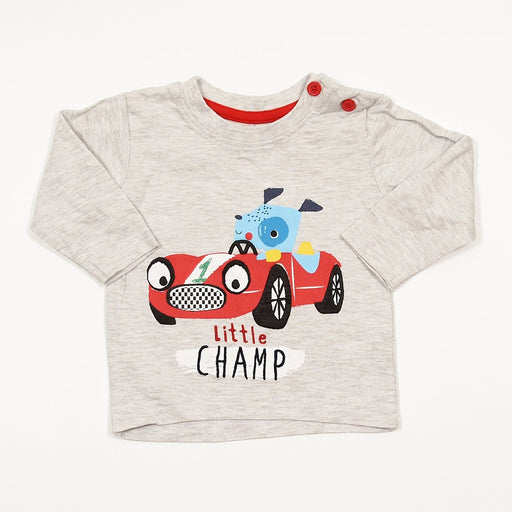 Boys Long Sleeve - 03-06 Little Champ Long Sleeve