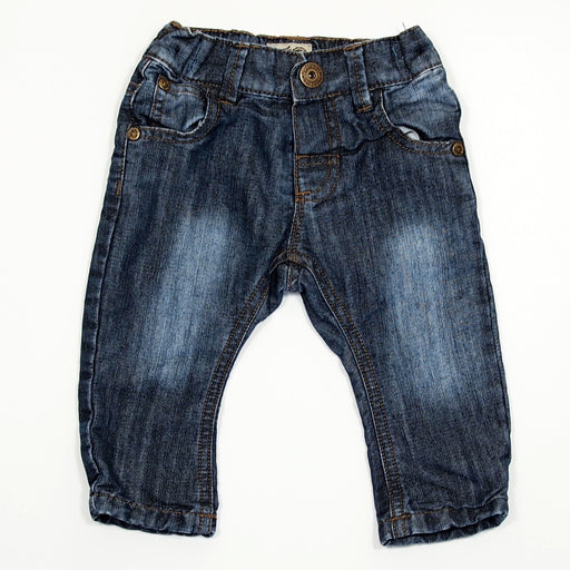 Boys Pants - 03-06 Dark Blue Jeans
