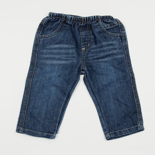 Boys Pants - 03-06 Simple Blue Jeans