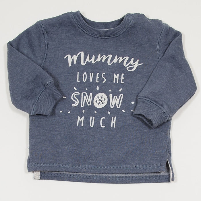 Boys Set - 03-06 Mummy Loves Me Snow Much Set