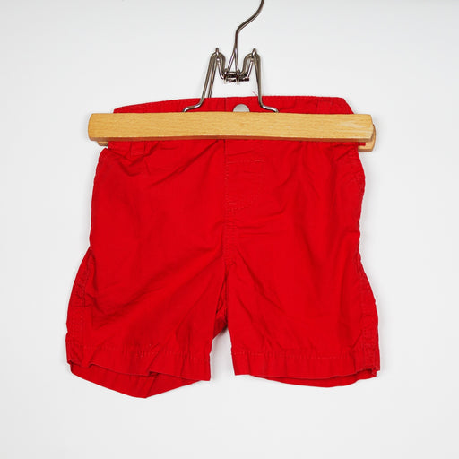 Boys Shorts - 00-03 Red Shorts
