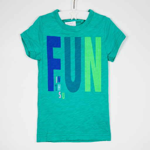 Boys T-shirt - 03-06M Fun In The Sun T-Shirt