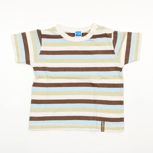 Boys T-shirt - 06-09 Stripey T-shirt