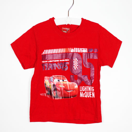 Boys T-shirt - 12-24 Disney Cars Tee