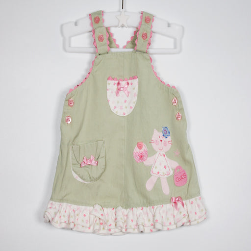 Dress - 00-00M Kitten With Cakes Dress